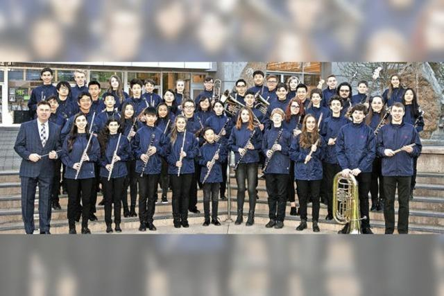 BZ-TIPP: WEST VANCOUVER YOUTH BAND