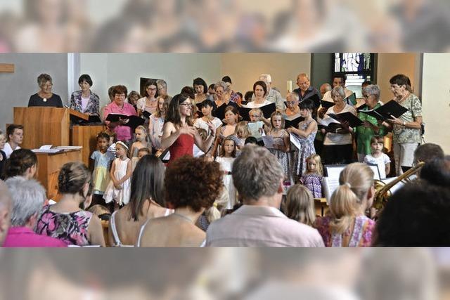 Erstes ökumenisches Fest der Kirchenmusik