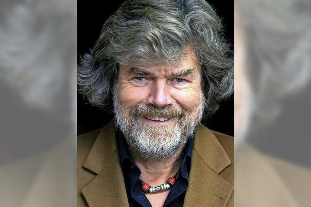 Messner kommt nach Offenburg