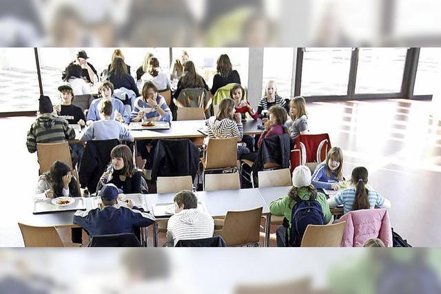 Stadt startet das Kassensystem der Schulverpflegung neu