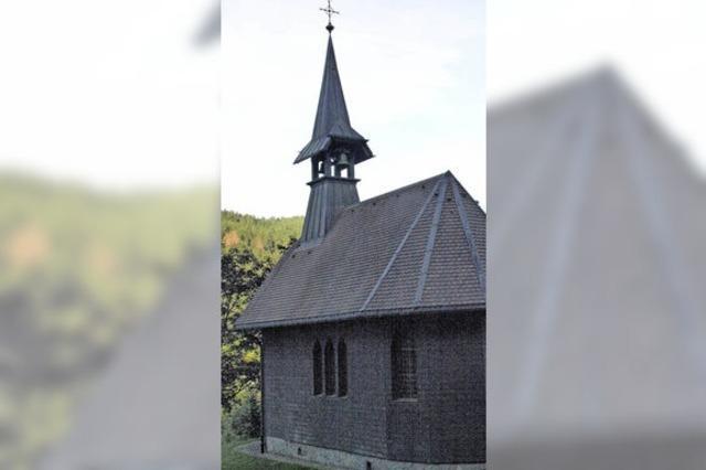 Großherzog Friedrich baut eine Kapelle für Immeneich
