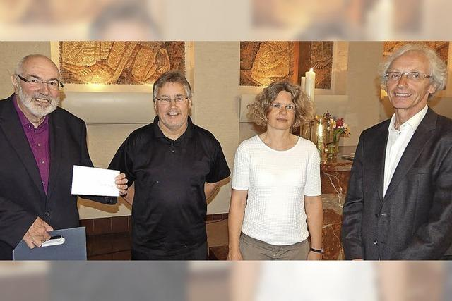 Ein Au revoir und ein Adieu für Pfarrer François Vouga