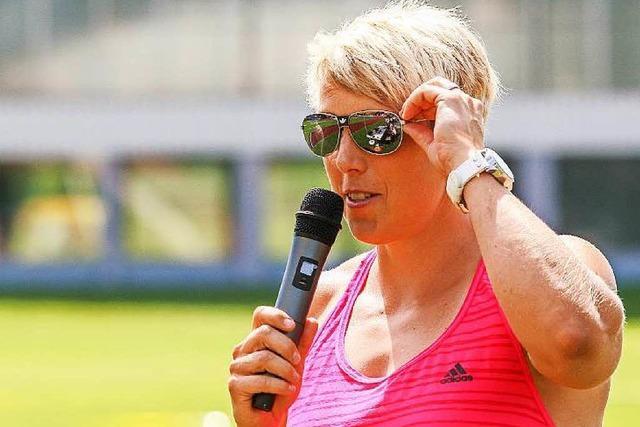 Christina Obergföll vor Olympia-Nominierung: