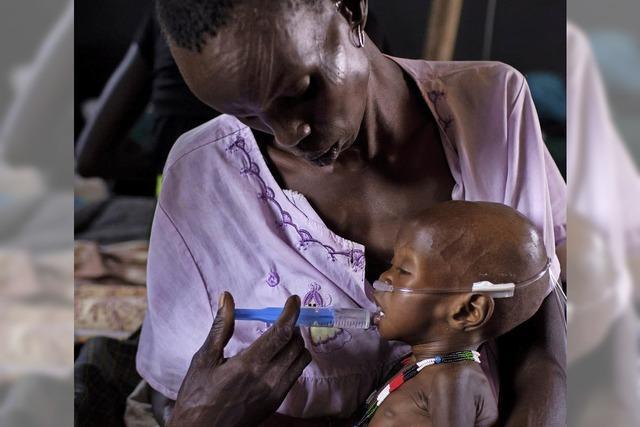 Schwere Kämpfe im Südsudan