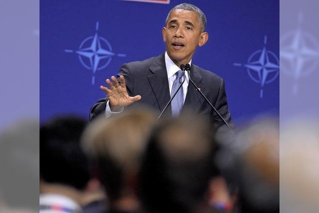 Nato-Staaten setzen im Umgang mit Russland auf dezente Abschreckung