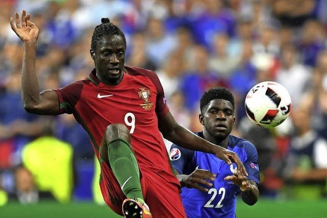 Portugal erstmals Fußball-Europameister