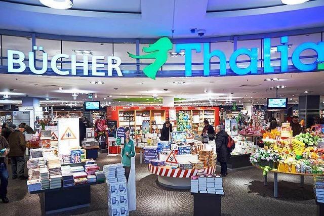Freiburger Verlag Herder kauft Buchhandelskette Thalia