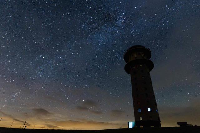 Fotos: So leuchtet der Sternenhimmel über dem Schwarzwald