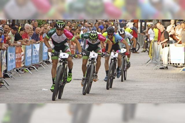 Simon Gutmann gewinnt kleines Finale
