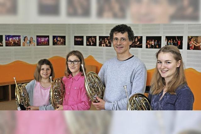 Meisterkurs an der Musikschule