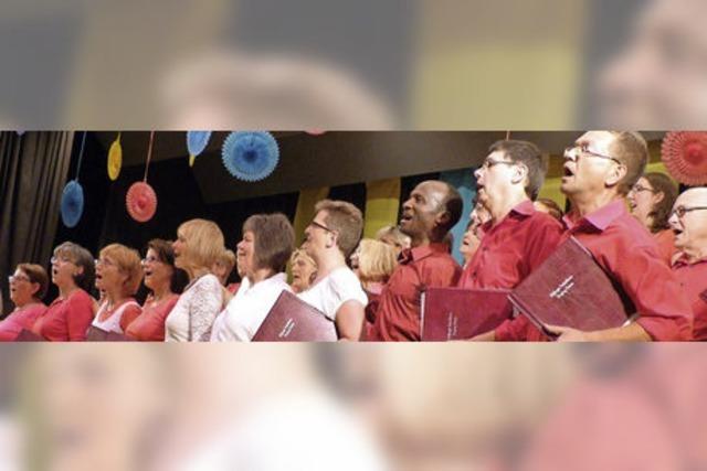 Konzert präsentiert 15 Jahre Musik