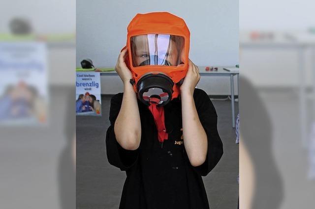 Feuerwehrdienst – spannend und cool