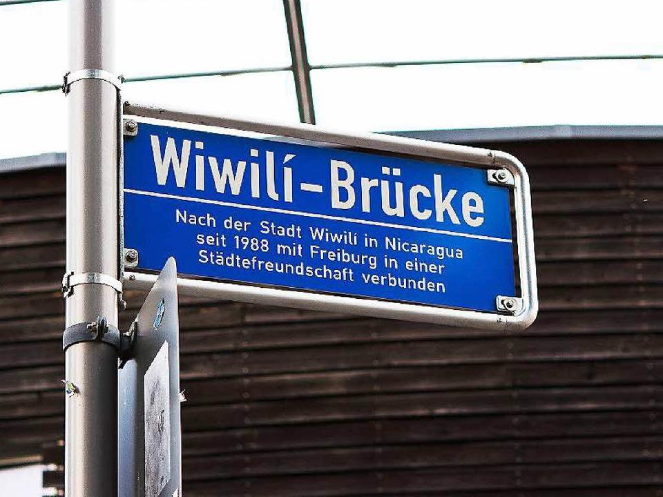 Was steckt hinter Tat bei der Wiwili-Brücke?  | Foto: Carlotta Huber