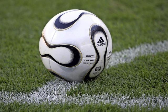 Fußballcamp in den Ferien
