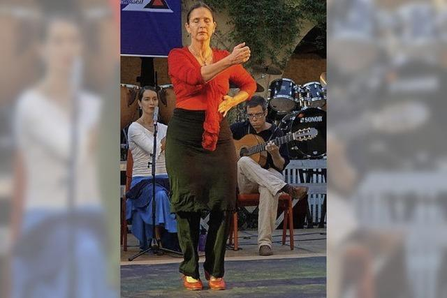 Vom Tango über Rumba zum Flamenco