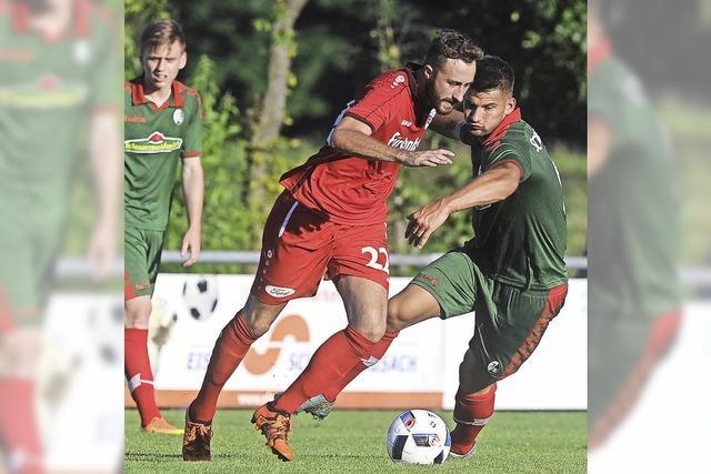 Freiburg schlägt Bahlingen mit 1:0