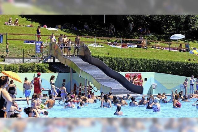 Kinderbereich im Zeller Freibad soll verschönert werden