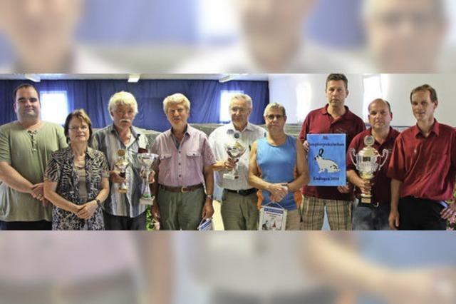 Nimburg-Reute gewinnt Jubiläumsschau