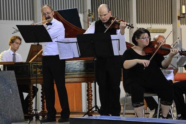 Eine dreifache Verbeugung vor Johann Sebastian Bach