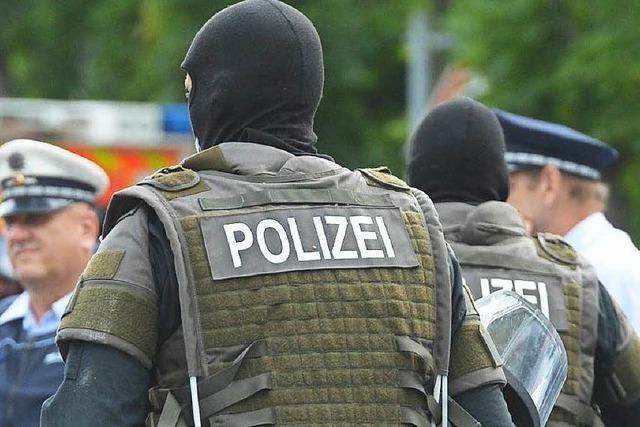 SEK findet zwei Tote in Stuttgarter Anwaltskanzlei