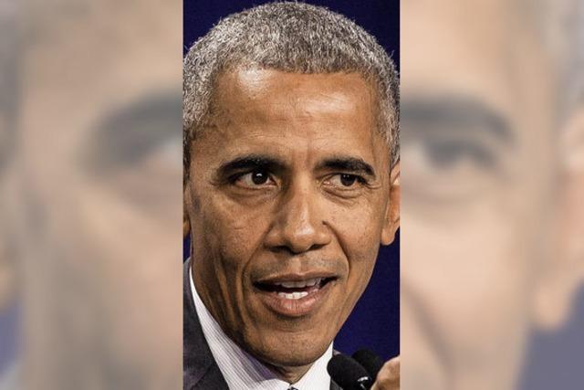 Für viele deutsche Männer ist Barack Obama ein Vorbild
