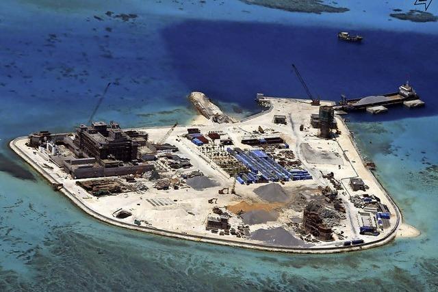 Chinas Konflikt mit den Philippinen eskaliert