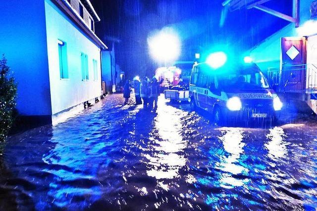 Karten können Hochwasserrisiko nur begrenzt darstellen