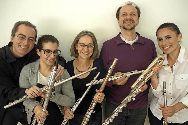 Quintetto di Flauti in Emmendingen