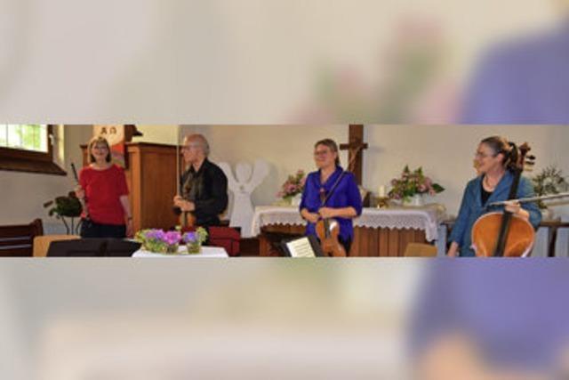 Kammerkonzert in der Kirche