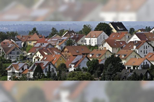 Der Immobilienmarkt in Emmendingen boomt - aber nicht so sehr wie 2011