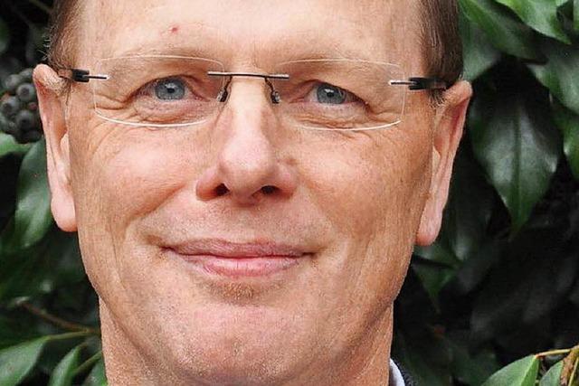 Martin Kopfmann tritt als Gemeinderat und Ortsvorsteher ab