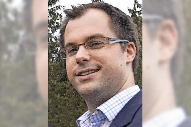 Ulrich Krieger will Bürgermeister bleiben und kandidiert für zweite Amtszeit