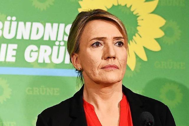 Grünen-Chefin Peter: Palmer