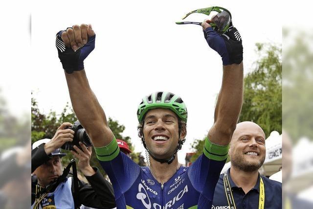 Peter Sagan verpasst seinen zweiten Etappensieg