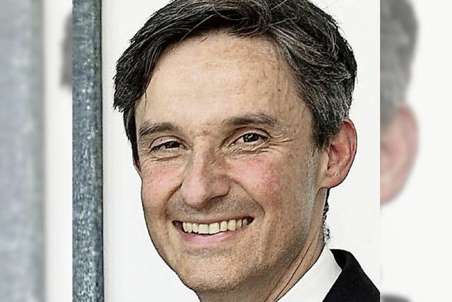 Auer ist alter und neuer Chef der IHK Freiburg