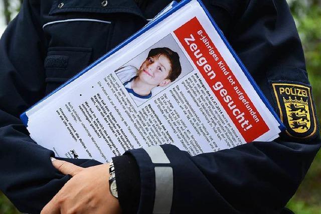 Polizei beendet Spurensuche im Fall Armani aus Freiburg