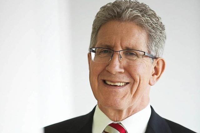 Lahrer Oberbürgermeister ist für den World Mayor Prize nominiert