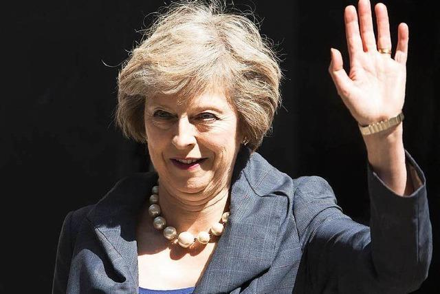 Wer ist Theresa May, die Brexit-Premierministern?