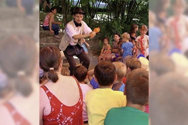 Kindergarten feierte Jubiläum