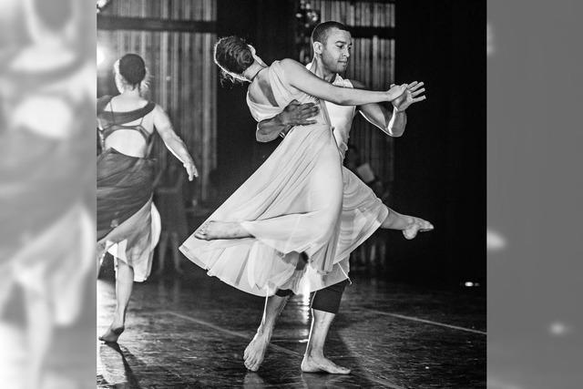 Tanzen fpür guten Zweck im Ali-Theater in Tiengen