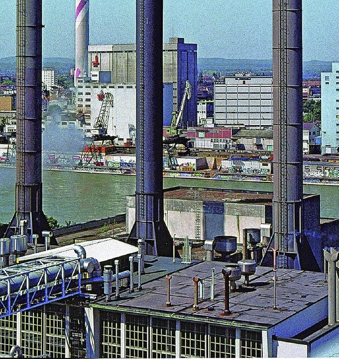 Alte Industrieanlagen sollen als Kulturzeugen dienen.   | Foto: Veranstalter