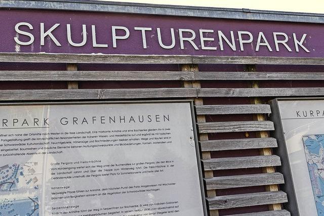 Grafenhausen wird wieder zum Freiluftatelier