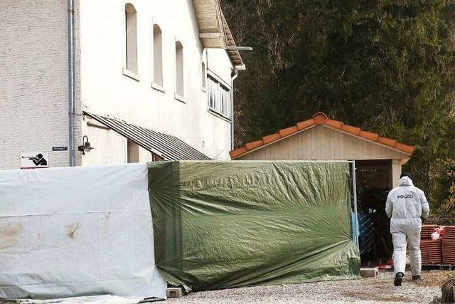 Toter Waffenhändler in Stühlingen: Polizei nimmt Verdächtigen fest
