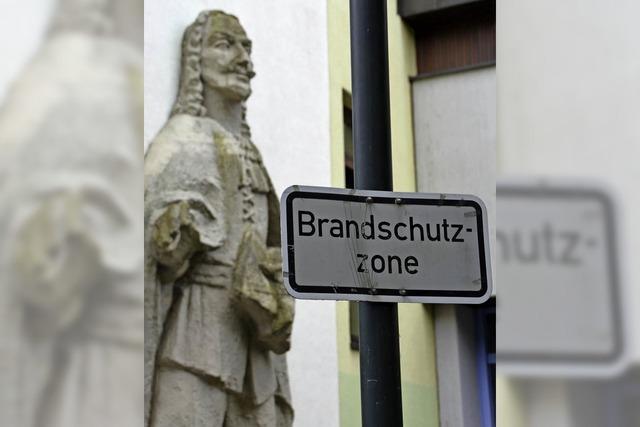 Besserer Brandschutz am Grimmelshausen-Gymnasium kostet rund 900.000 Euro