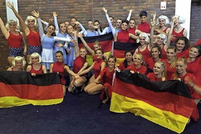 Drei Tanzschulen aus Freiburg präsentieren sich beim Dance World Cup auf Jersey