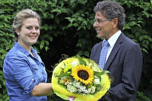 Blumen für die Milchkönigin