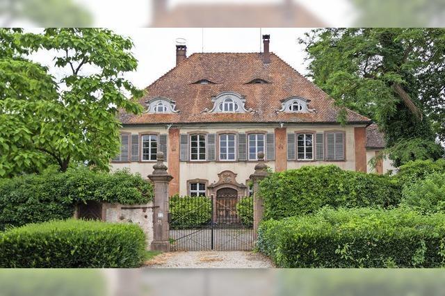 Sick-Stiftung kauft Buchholzer Schloss für die Sick-Akademie