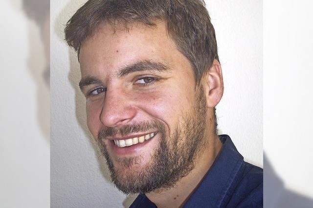 Sebastian Kienast wird Pastoralreferent