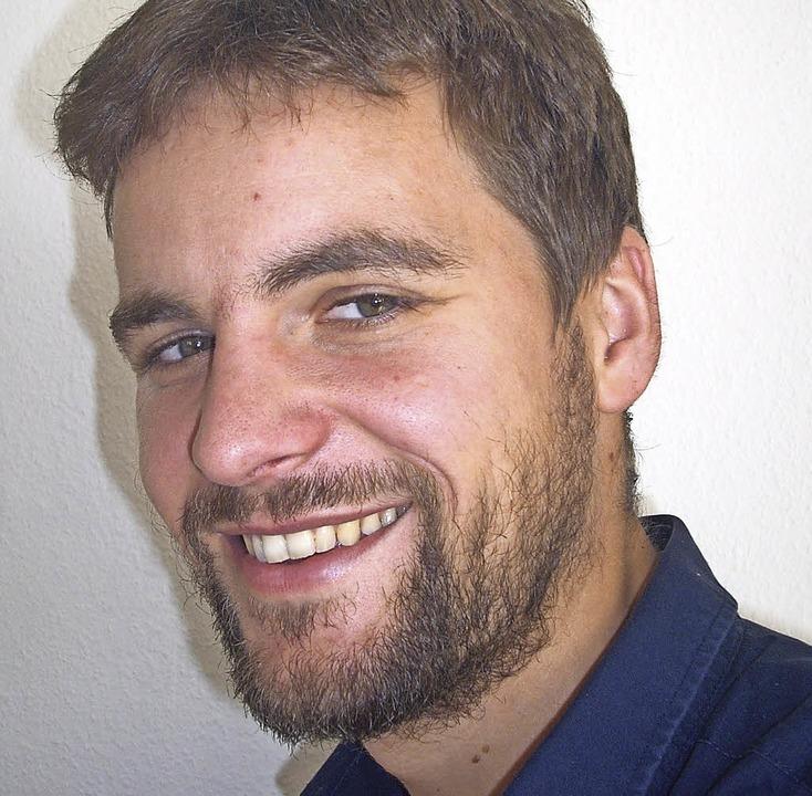 Sebastian Kienast wird  Pastoralreferent.    Foto: ZVG