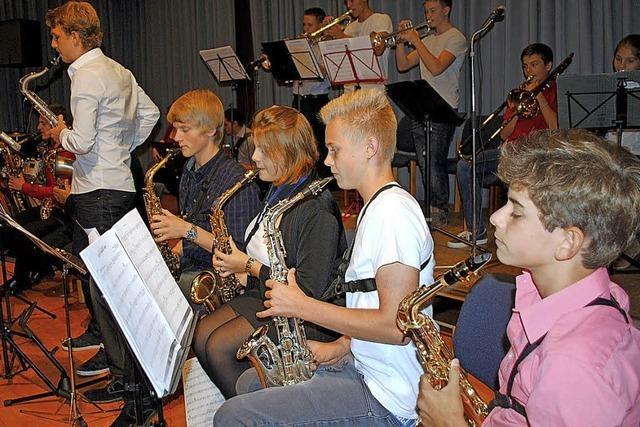 Junge Musiker gesucht
